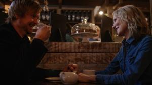 tea and socialising