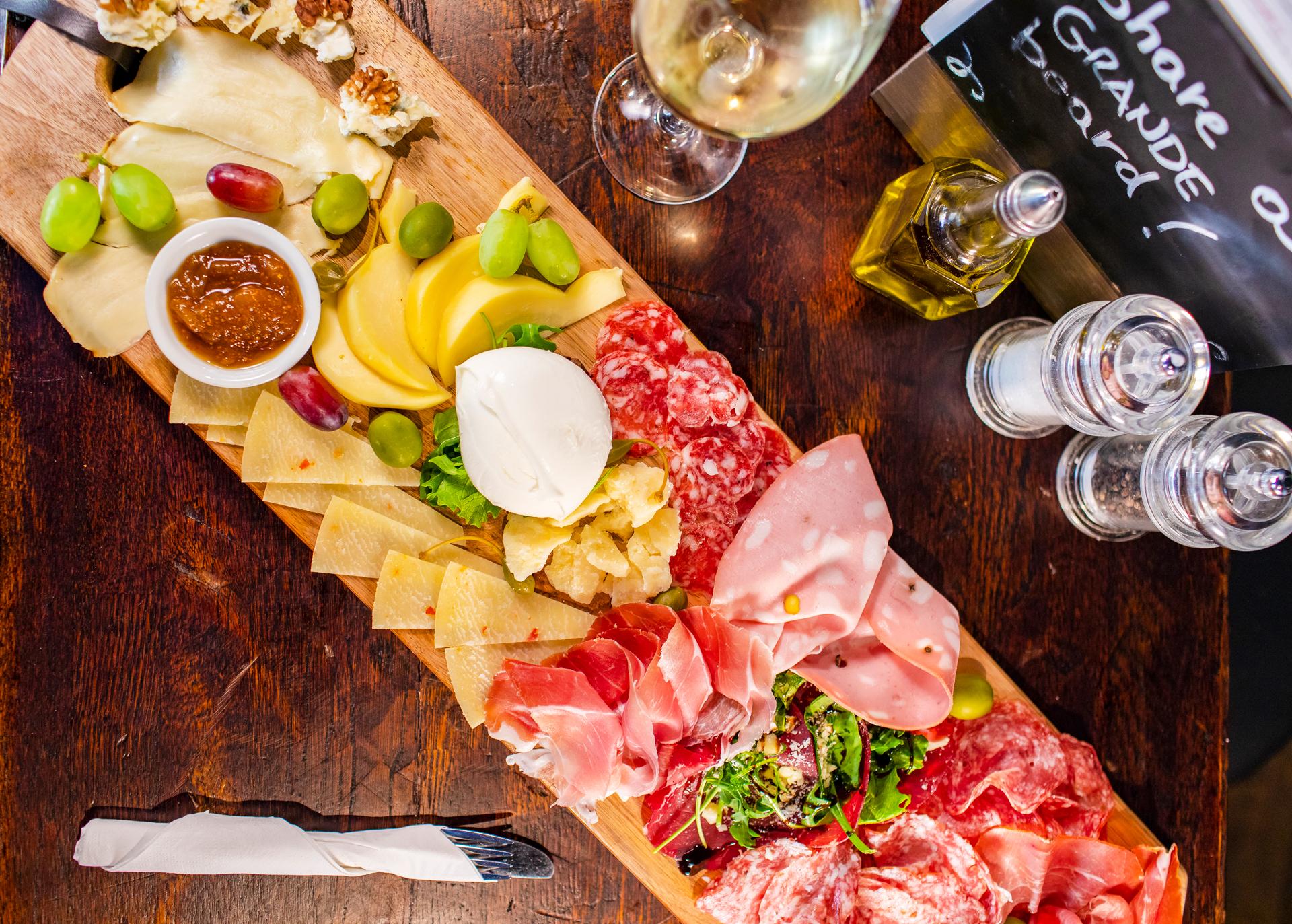 Top Cheeses For Your Italian Cheeseboard Basil Grape
